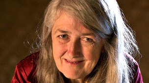 Mary Beard is professor of classics at Cambridge University