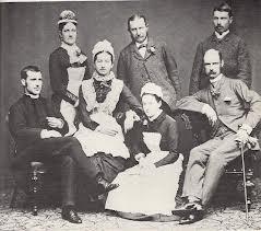 Servants 1890s