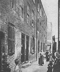 Urban squalor c.1899