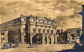 La Scala Circa. 1842