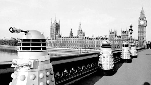Dalek Westminster