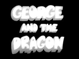 George and Dragon Poster